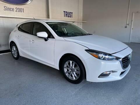 2017 Mazda MAZDA3 for sale at TANQUE VERDE MOTORS in Tucson AZ