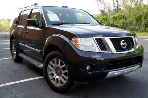 2012 Nissan Pathfinder for sale at CU Carfinders in Norcross GA