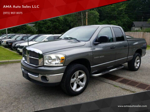 2007 Dodge Ram Pickup 1500 for sale at AMA Auto Sales LLC in Ringwood NJ