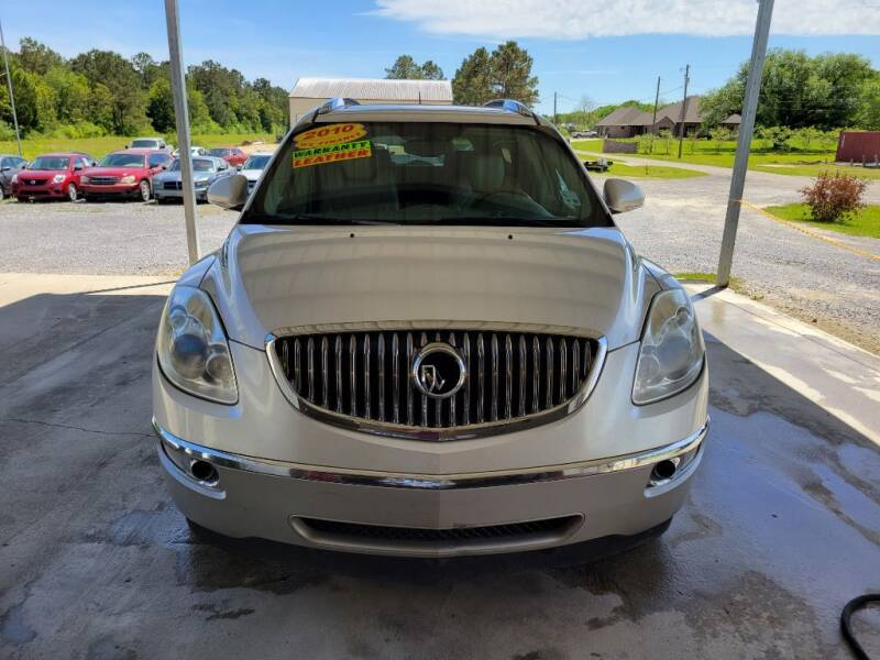 2010 Buick Enclave for sale at Auto Guarantee, LLC in Eunice LA