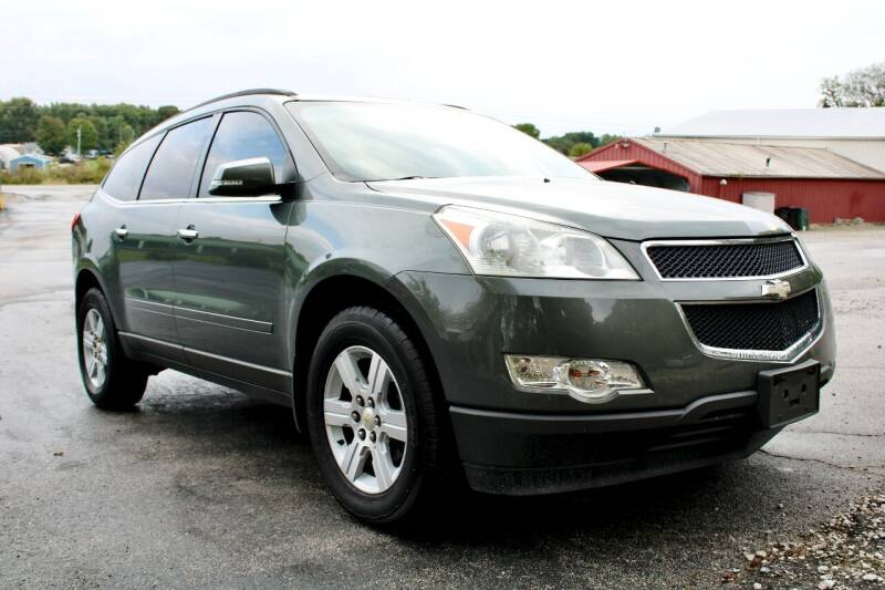 2011 Chevrolet Traverse for sale at Prime Time Auto Sales LLC in Martinsville IN