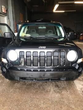 2007 Jeep Patriot for sale at Frank's Garage in Linden NJ