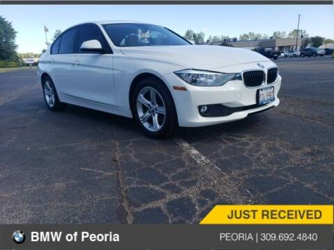 2014 BMW 3 Series for sale at BMW of Peoria in Peoria IL