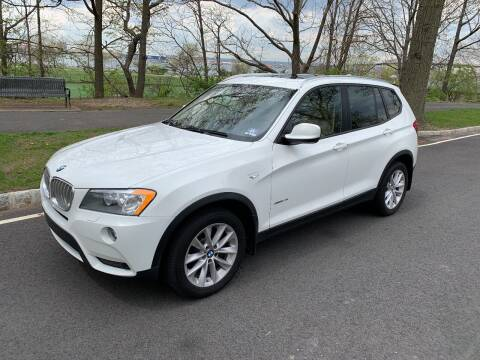 2014 BMW X3 for sale at Crazy Cars Auto Sale in Jersey City NJ