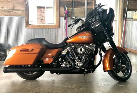2014 Harley Davidson Street Glide for sale at Torque Motorsports in Rolla MO