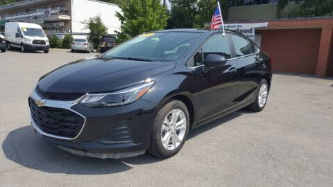 2019 Chevrolet Cruze for sale at A & A IMPORTS OF TN in Madison TN
