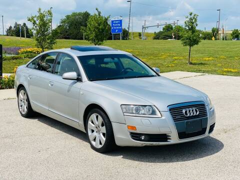 2005 Audi A6 for sale at Airport Motors in Saint Francis WI