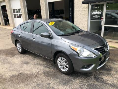2018 Nissan Versa for sale at Cresthill Auto Sales Enterprises LTD in Crest Hill IL