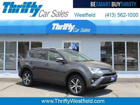 2018 Toyota RAV4 for sale at Thrifty Car Sales Westfield in Westfield MA