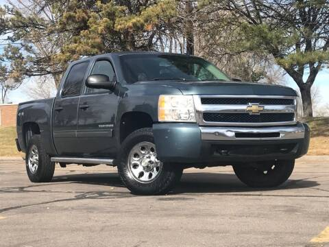 2011 Chevrolet Silverado 1500 for sale at Used Cars and Trucks For Less in Millcreek UT