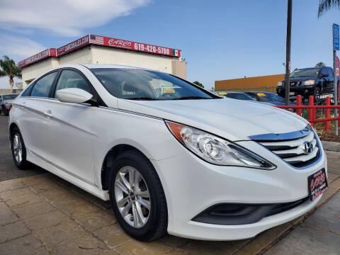 2014 Hyundai Sonata for sale at CARCO SALES & FINANCE in Chula Vista CA