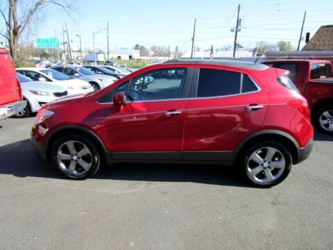 2013 Buick Encore for sale at American Auto Group Now in Maple Shade NJ