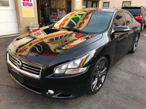 2014 Nissan Maxima for sale at Xpress Auto Sales & Service in Atlantic City NJ
