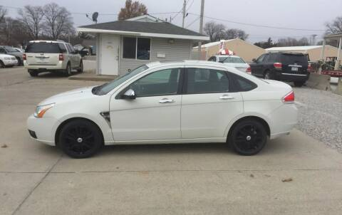 2009 Ford Focus for sale at 6th Street Auto Sales in Marshalltown IA