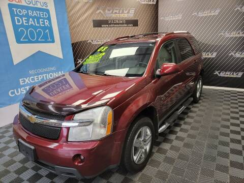2008 Chevrolet Equinox for sale at X Drive Auto Sales Inc. in Dearborn Heights MI