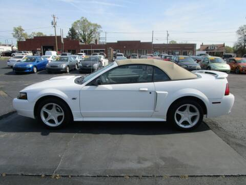 2003 Ford Mustang for sale at Taylorsville Auto Mart in Taylorsville NC