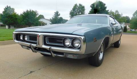 1971 Dodge Charger for sale at WEST PORT AUTO CENTER INC in Fenton MO