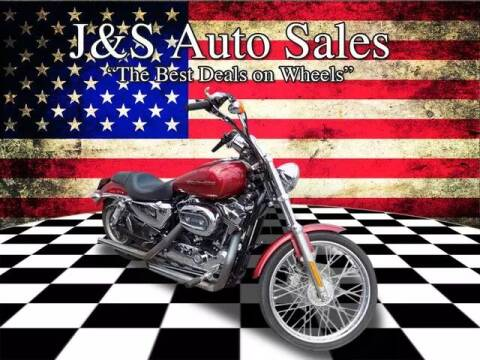 2004 Harley-Davidson XL 1200C Sportster for sale at J & S Auto Sales in Clarksville TN