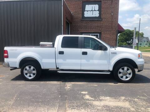 2008 Ford F-150 for sale at LeDioyt Auto in Berlin WI
