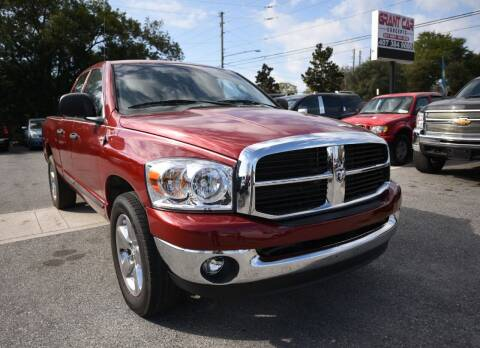2006 Dodge Ram Pickup 1500 for sale at Grant Car Concepts in Orlando FL