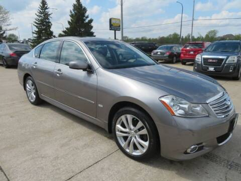 2008 Infiniti M35 for sale at Import Exchange in Mokena IL