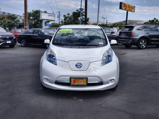 2013 Nissan LEAF for sale in Simi Valley, CA