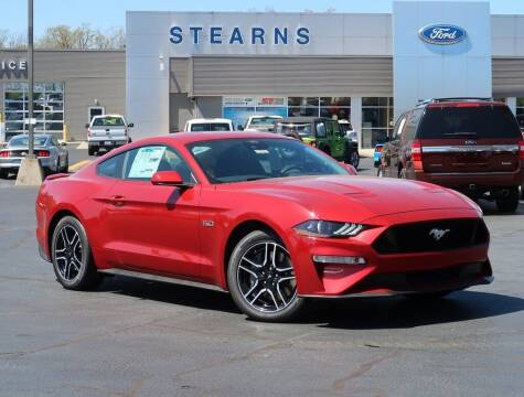 2021 Ford Mustang for sale at Stearns Ford in Burlington NC