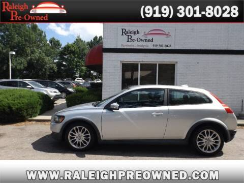 2008 Volvo C30 for sale at Raleigh Pre-Owned in Raleigh NC