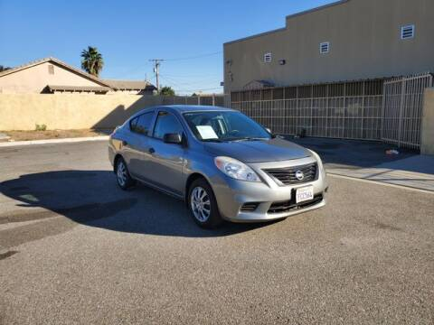 2014 Nissan Versa for sale at Silver Star Auto in San Bernardino CA