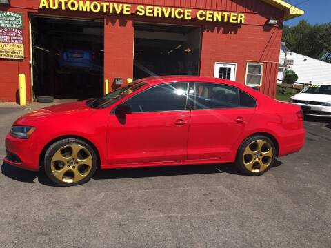 2014 Volkswagen Jetta for sale at ASC Auto Sales in Marcy NY