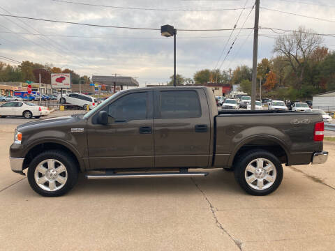 2008 Ford F-150 for sale at GRC OF KC in Gladstone MO