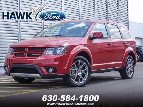 2019 Dodge Journey for sale at Hawk Ford of St. Charles in St Charles IL
