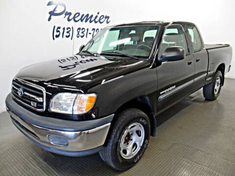 2000 Toyota Tundra for sale at Premier Automotive Group in Milford OH