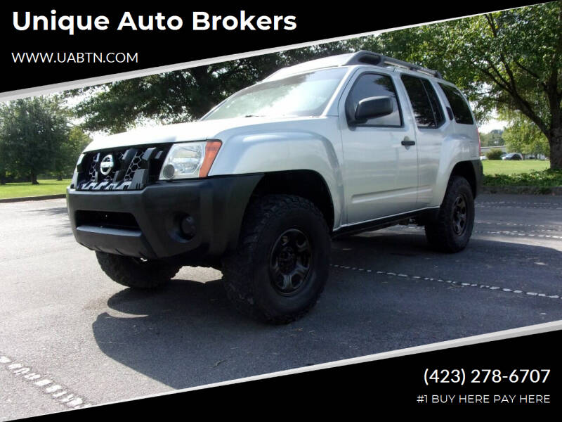 2007 Nissan Xterra for sale at Unique Auto Brokers in Kingsport TN