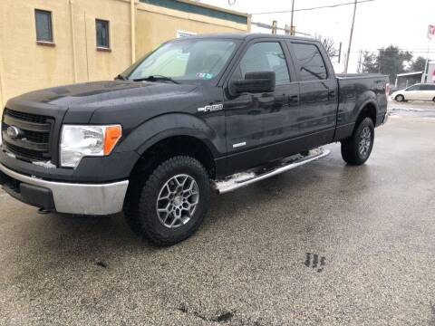 2014 Ford F-150 for sale at Sharon Hill Auto Sales LLC in Sharon Hill PA