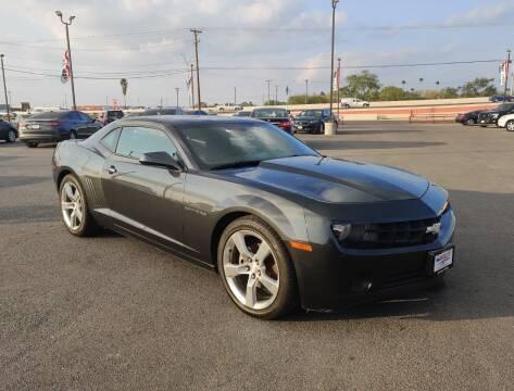 2013 Chevrolet Camaro for sale at Mid Valley Motors in La Feria TX