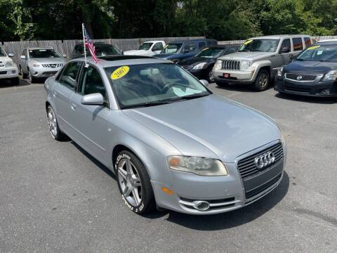 2007 Audi A4 for sale at Auto Revolution in Charlotte NC