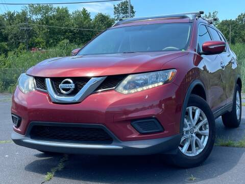 2015 Nissan Rogue for sale at MAGIC AUTO SALES in Little Ferry NJ