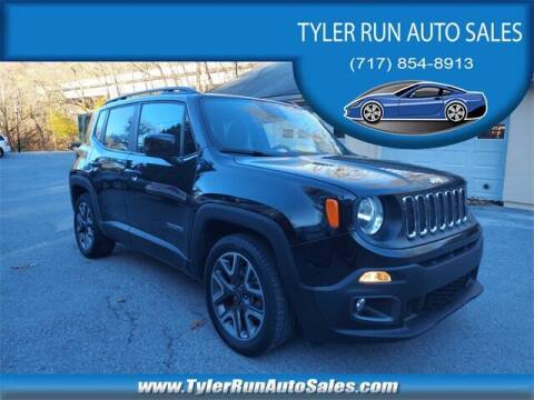2018 Jeep Renegade for sale at Tyler Run Auto Sales in York PA