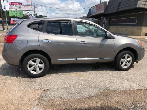2016 Nissan Rogue for sale at SBC Auto Sales in Houston TX