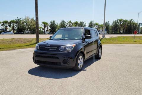 2017 Kia Soul for sale at FLORIDA USED CARS INC in Fort Myers FL