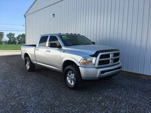 2011 RAM Ram Pickup 2500 for sale at SOUTH MOUNTAIN AUTO SALES in Shippensburg PA
