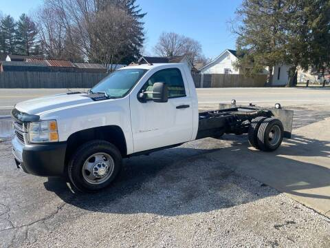 2008 Chevrolet Silverado 3500HD CC for sale at MOES AUTO SALES in Spiceland IN