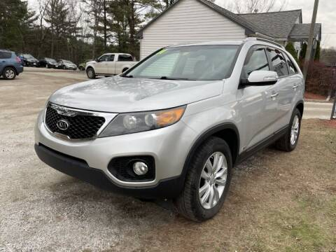 2011 Kia Sorento for sale at Williston Economy Motors in Williston VT