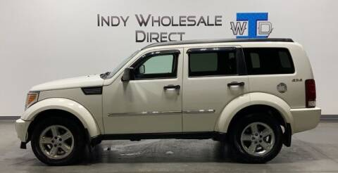 2009 Dodge Nitro for sale at Indy Wholesale Direct in Carmel IN