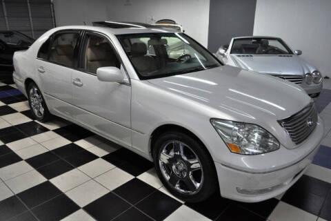 2006 Lexus LS 430 for sale at Podium Auto Sales Inc in Pompano Beach FL