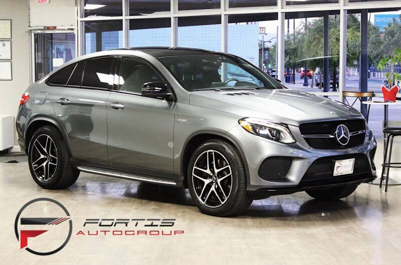 2019 Mercedes-Benz GLE for sale at Fortis Auto Group in Las Vegas NV