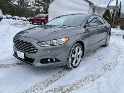 2013 Ford Fusion Hybrid for sale at Williston Economy Motors in Williston VT