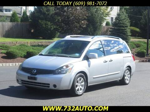 2009 Nissan Quest for sale at Absolute Auto Solutions in Hamilton NJ