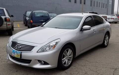 2011 Infiniti G37 Sedan for sale at Burhill Leasing Corp. in Dayton OH